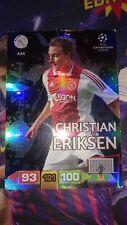 Christian Eriksen Panini UEFA Champions League 2011-2012
