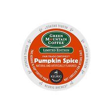 Green Mountain Coffee Pumpkin Spice Coffee Keurig K-Cups 24-Count