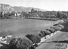 B67679 Geneve Quai du Mont Blanc boats bateaux  switzerland