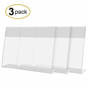Magnetic Picture Frames,Block Picture Frame For Desktop Display 1 Pack Record Eternal Memory YestBuy 2x6 Acrylic Picture Frame,Clear Acrylic Photo Frames