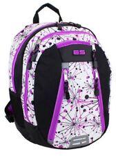 "18"" Large School BACKPACK Girls-Boys Kid Teen College Book Bag ELECTRONIC Pocket"