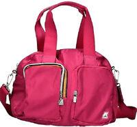 Borsa Shopping Donna K-Way Bag Shopping Woman K-Toujours Handbag K1R06-Fucsia