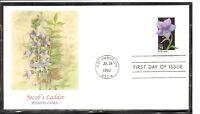 US SC # 2684 Wildflowers - Jacob's Ladder - FDC. Fleetwood Cachet .