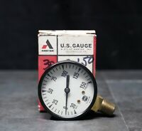 Ametek US Gauge 30-0-150 PSI Vacuum Pressure Gauge NEW OLD STOCK