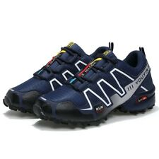 Men's Hiking Shoes Non-Locking Cycling Shoes Breathable Bicycle Shoes Riding