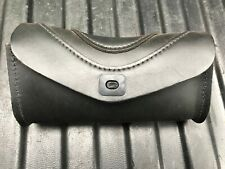 HARLEY DAVIDSON Road King Dyna Softail Touring Classic Leather Windshield Bag