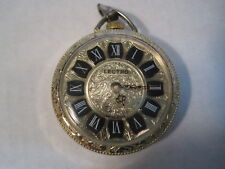 Vintage Lectro Pendant Watch wind-up