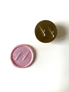 Personalized Number Wax Seal Stamp