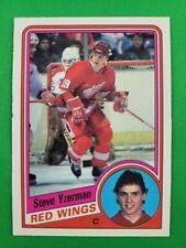 1984-85 OPC Hockey Set - Yzerman, Neely, Gilmour, Chelios, Barrasso Rookies  HOF