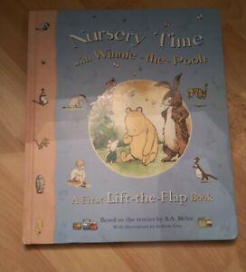 Kinderbuch Winnie pooh ENGLISCH A first Lift-the-flap Book