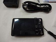 Sony Cyber-shot DSC-WX220 18,2 MP Digitalkamera - Schwarz DEFEKT!