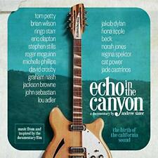 ECHO IN THE CANYON-A DOCUMENTARY BY ANDREW SLATER CD NEW