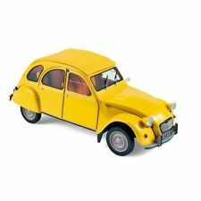 NOREV 1:18 AUTO DIE CAST CITROEN 2CV 6 CLUB 1979 GIALLO MIMOSA     ART 181496