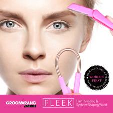 Lady Epilator Wand Plucker Razor Tweezer Epi Dermaplaning Eyebrow Hair Removal