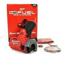 Milwaukee 2522-20 M12 FUEL 12-Volt 3 in. Lithium-Ion Brushless Cut (Tool Only)