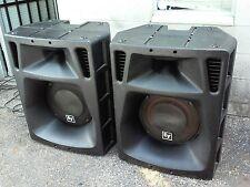 9 available. Electro-Voice EV SX500+ 400-Watt 2-Way Speakers vg tested warranty