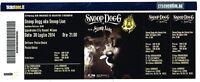 Concerto Snoop Dogg aka Snoop Lion biglietto intero del 30 luglio 2014