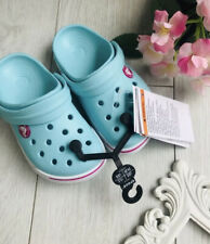 toddler girl crocs size 8-9 NWT AUTHENTIC!