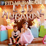 16''RAMADAN MUBARAK Eid Mubarak  Foil Balloons Inflatable Toys Party Event Decor