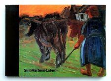 PEINTURE BELGE: Sint-Martens-Latem et les peintres de la région de la Lys (1978)