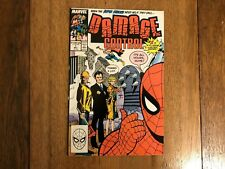 Damage Control #1 Spider-Man (1989 Marvel Comics) Combine Shipping ;