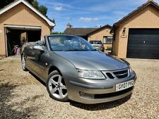 Saab 9-3 convertible 1.9 TID Vector 2007