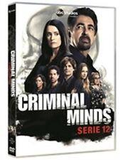 Criminal Minds - Stagioni 1 - 12 (67 DVD) - ITALIANI ORIGINALI SIGILLATI -