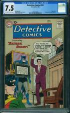 Detective Comics 281 CGC 7.5 -- 1960 -- Moldoff Batman Robot Top 15 #2051572024