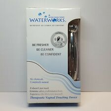 New ListingNew & Sealed Waterworks Natural Therapy Therapeutic Vaginal Douching Device 3192