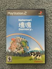 Katamari Damacy - (Sony PlayStation 2, 2004)