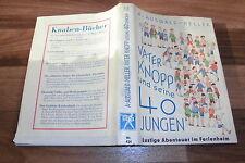 Auswald-Heller+Fritz Eichenberg -- VATER KNOPP und seine 40 JUNGEN // ca 1930er