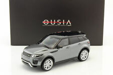 Range Rover Evoque HSE Dynamic lux Corris gris 1:18 Kyosho