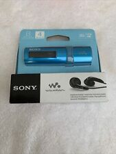 Sony Walkman NWZ-B183 Black (4GB) Digital Media Player *New sealed*
