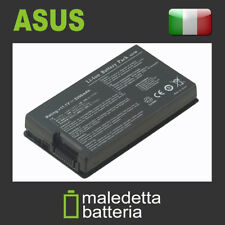 Batteria 10,8-11,1V 5200mAh EQUIVALENTE Asus A32F80A A32-F80A A32F80H