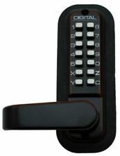 LockeyUSA 2835 Double Combination Keyless Door Lever Lock