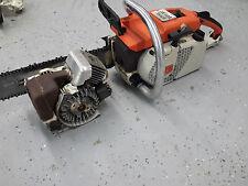 Stihl 031 AV Chainsaw chain saw bar RUNNING 031AV firewood