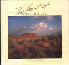 Peter Jarver THE HEART OF AUSTRALIA. 1st Ed. HC Book
