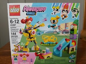 The Powerpuff Girls Lego 41287  Bubbles Playground