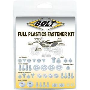 Bolt Fastener Kit Body Crf150r Hon-0716150