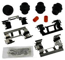 Disc Brake Hardware Kit Front ACDelco Pro Brakes 18K1749X Reman