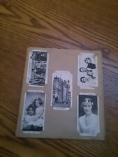 More details for 38 wills cigarette cards 1930's our king and queen (varying conditions)
