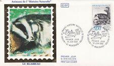 Francia 1988 FDC Animales Para Buffon yt