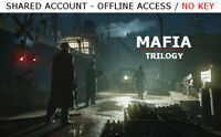 Mafia Trilogy Definitive Edition - Shared Account [OFFLINE ONLY]