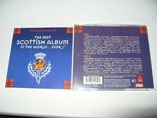 The Best Scottish Album In The World...ever The (1997) 2 cd Excellent Conditon