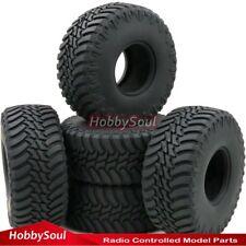 5pcs RC 2.2 Crawler Reifen Tire 130mm Tyre Fit RC 4wd Axial RPM 2.2 Felgen Wheel