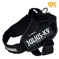 Dog Harness Julius-K9 IDC® Powerharness - Black | All Sizes