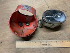 1964-65 Yamaha YG1 YJ1 YJ2 Headlight Speedometer Speedo Housing Bucket YHA-4