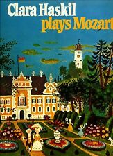 Clara Haskil Plays Mozart - Deutsche Grammophon - HEAR