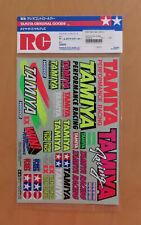 RC Tamiya Decal no.66452 RC Team Sticker Good's NEU NIB 1991