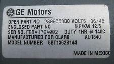 General Electric 5Bt1362B144, Bt1362B144 Motor New
